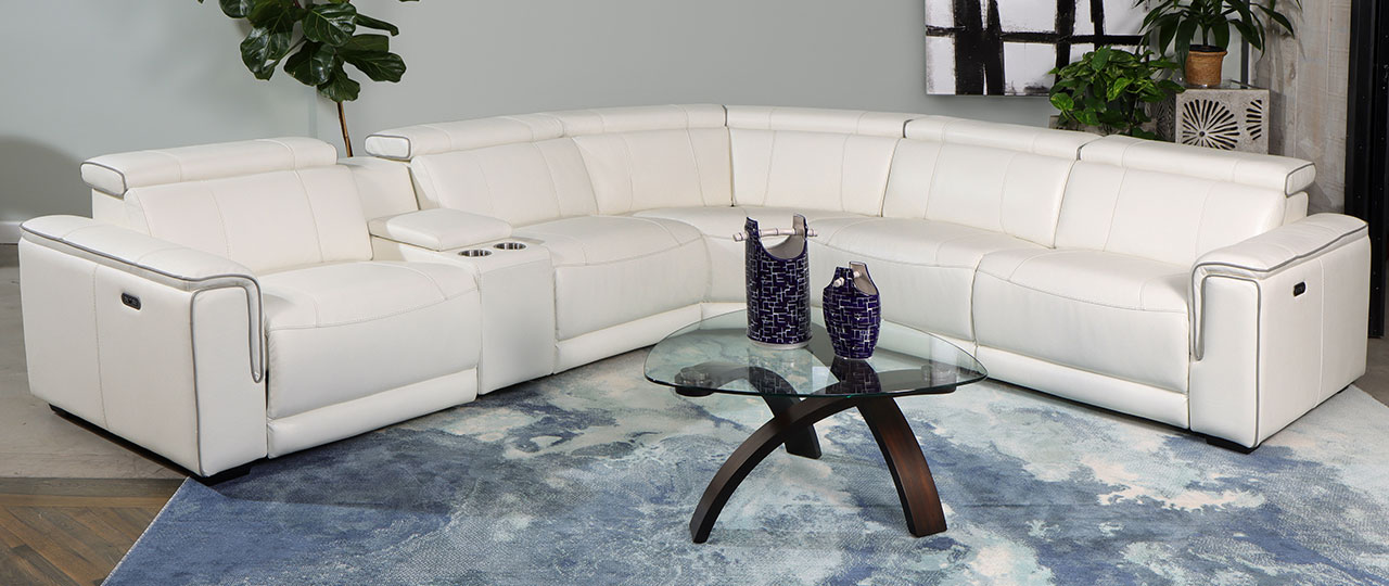 sofa sectional power motion