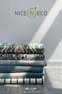 Nice N Eco fabric sustainable